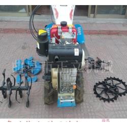 农机 开沟机设备 高效率开沟机 手推式小型柴油开沟机 大葱起拢开沟机 质保一年