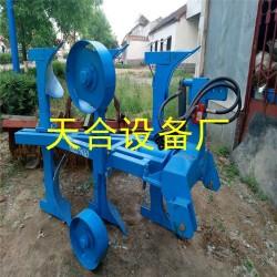 天合550犁农机 深浅可调的液压翻转犁 农用机械设备  加厚材质可定做