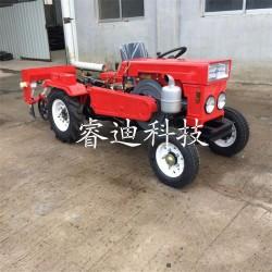 微耕机做工精良 小四轮农机 四轮拖拉机设计很棒