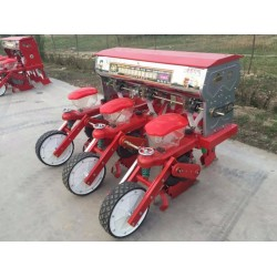 惠民蔬菜精播机  拖拉机谷子精播机加盟开店