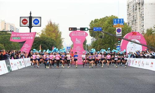 我们的力场 跟从内心节拍,李宁杭州国际女子半程马拉松点燃你的女子力