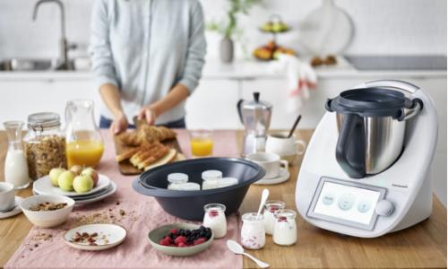 福维克美善品TM6多功能料理机成为宅家优选,轻松实现工作健康两不误